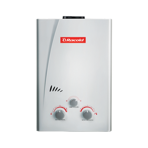 Gas water heater - non LED