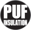 Solar water heater with PUF Insulation that ensures maximum heat retension