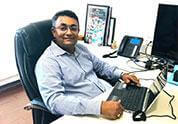 Sriman Narain, VP Sales at Ariston Thermo India Pvt Ltd
