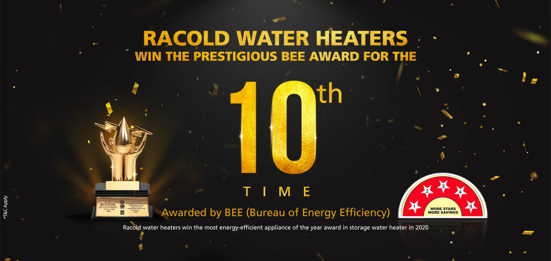 India's leading water heating solution provider