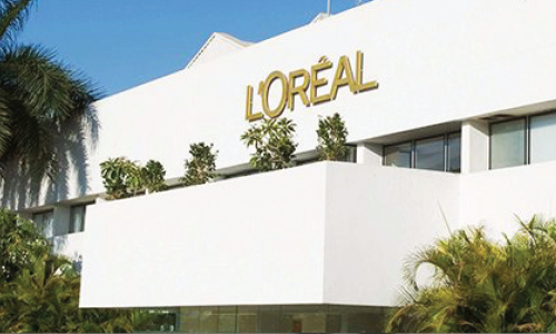 Racold water geyser installed at Loreal