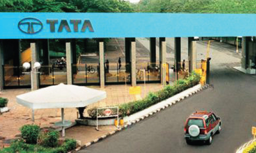 Racold water geyser installed at Tata Motors